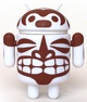 Sketch Totem Android – Brown/White