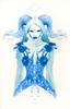 Mrs. Frost (artist remark prints)