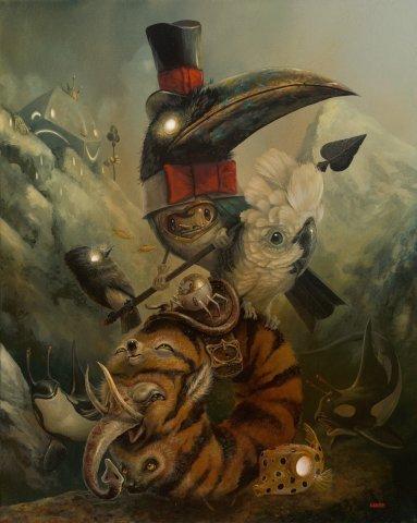 Wanderers-craola_greg_simkins-acrylic-trampt-140829m