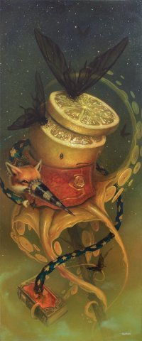 The_foolish_kings_scepter-craola_greg_simkins-acrylic-trampt-140832m