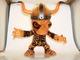 Skull Zombi - The Secret version, black & orange body