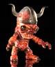 Skull Zombi - Orange Sf 43 limited (Jewel Eye)