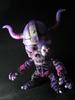 Skull Zombi - GID Pink Eye