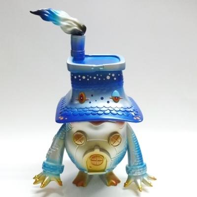 Kaijindoumei_dream_house_monster_-_mount_blue_studio-kaijin_noriya_takeyama-kaijindoumei-one-up-trampt-140999m
