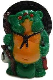 Mini_tanuki_-_green-mori_katsura-mini_tanuki-realxhead-trampt-141081m