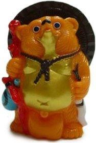 Mini_tanuki_-_orangegold-mori_katsura-mini_tanuki-realxhead-trampt-141082m