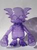 Unpainted Clear Purple SkullWing