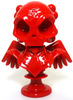 Skullhead Bust - Shiny Red