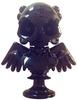 Skullhead Bust - Shiny Black