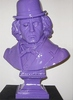 Ludwig Van Bust - Purple