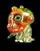 Green Eye Copper Skulloctopus from Outer Space