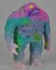 Kaiju Rhaal: Neon Pink/Teal Marbled