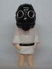 TSUYAKO - Mononoke Girls Black Belt/black mask Kimono Ver