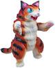 King Negora - Orange Tiger Stripe