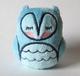Owlets - blue