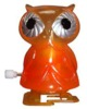 PELEDA OWLS - limited edition SDCC 08 colorways - orange