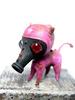 Drilone Hot Pink Gasmask Dexter