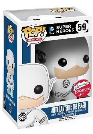 White lantern flash pop - photo#3