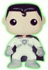 White Lantern Superman - GID