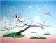 Japanese Apricot Print