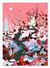 Japanese Apricot 2 Print