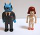 Ice Bat Satoshi & Girl