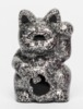 Fortune Cat Baby - uamou silver lame