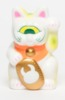 Fortune Cat Baby - uamou white