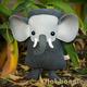 Flat Ephant the Elephant Plush