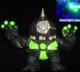 Damien Glonek custom resin one-off 8-Ball figure