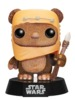 POP! Star Wars - Wicket (Bobble-Head Flocked)
