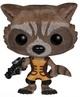 Rocket Raccoon - Flocked