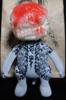 GANJI OBAKE DOG - MIKIRI BLACK SCALE (Blood Splatter Ver.)