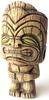 Tiki Statue - Tan
