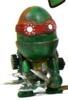 Vintage Clockwork Ninja Turtles - Raphael