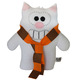 "Purridge the Cat Plush 12"" Classic"