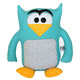 "Howie the Owl Plush 12"" Classic"