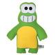 "Ribbit the Frog Plush 12"" Classic"