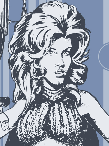 Barbarella_print-manlyart_jason_chalker-gicle_digital_print-trampt-160518m