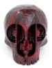 Bludgeoned Paper + Plastick Skull