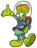 Mickey Martian