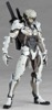 METAL GEAR RISING REVENGEANCE Raiden White Armor