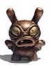 Baby GREASEBAT - SDCC BLACK GOLD RUB