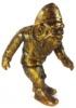 URBAN BIG FOOT JUNGLE GOLD PATINA