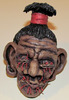 """Unfortunate Soul"" Resin Shrunken Head"