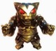 Mini Mecha Nekoron MK3 (Gold Rub edition) - SDCC 2014