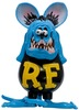 Rat Fink - Blue
