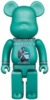 BE@RBRICK CENTURION 400% GREEN