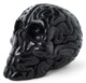 "Mini Skull Brain 2"" (black)"