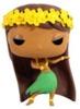 Aloha Plate - Hula Girl